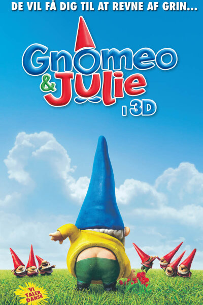 Rocket Pictures - Gnomeo & Julie