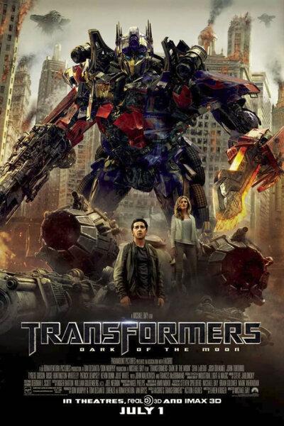 Di Bonaventura Pictures - Transformers 3