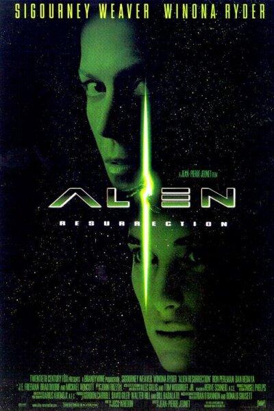 20th Century Fox - Alien - genopstandelsen