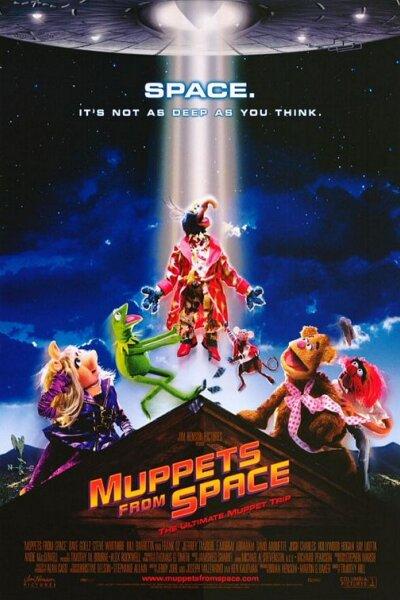 Jim Henson Productions - Muppets fra rummet