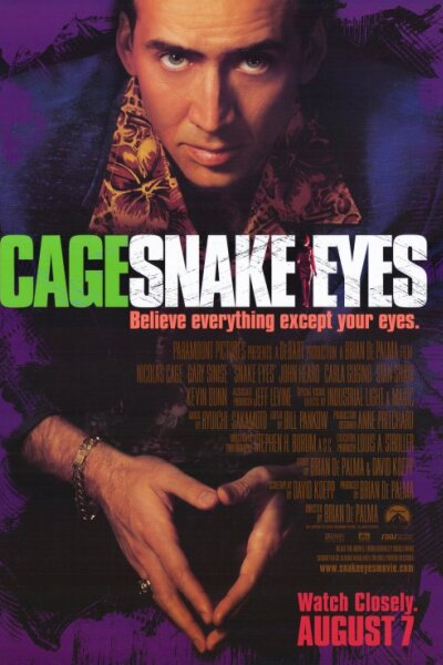 Touchstone Pictures - Snake Eyes