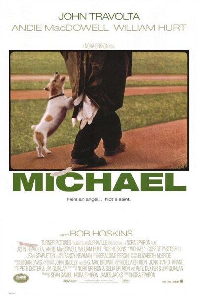 New Line Cinema - Michael - en engel, ikke en engel
