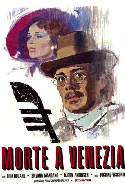 Alfa Cinematografica - Døden i Venedig