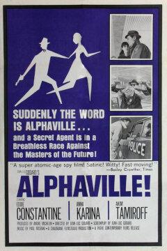 Alphaville - Lemmys mærkelige eventyr
