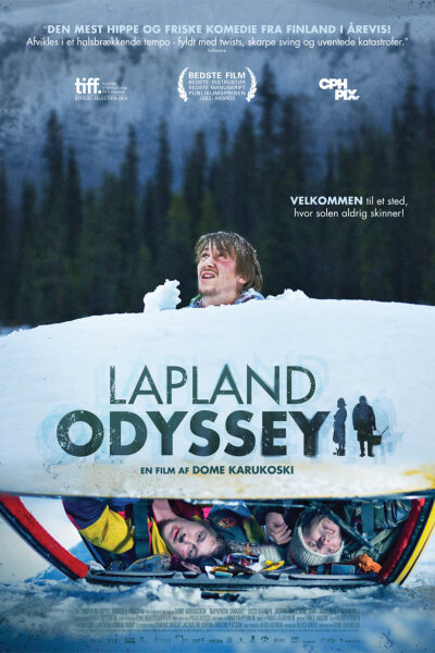 Helsinki Filmi Oy - Lapland Odyssey