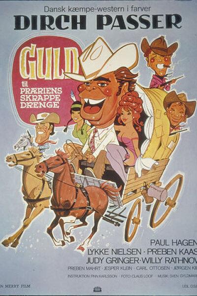 Merry Film - Guld til præriens skrappe drenge