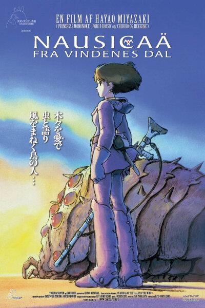 Studio Ghibli - Nausicaä - fra vindenes dal