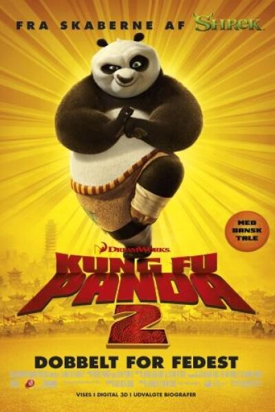 DreamWorks Animation - Kung Fu Panda 2