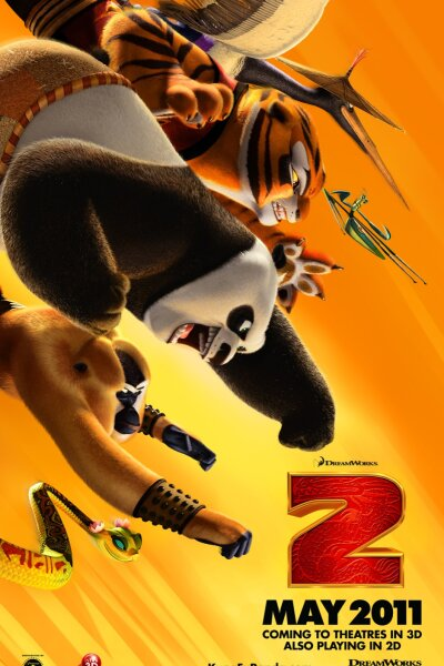 DreamWorks Animation - Kung Fu Panda 2 (org. version)