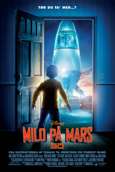 Walt Disney Productions - Milo på Mars