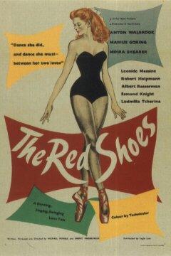 De røde sko