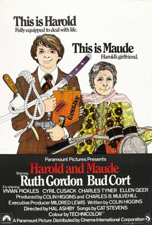 Harold og Maude