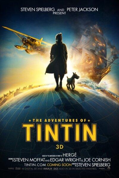Kennedy/Marshall Company, The - Tintin: Enhjørningens hemmelighed - Org. version