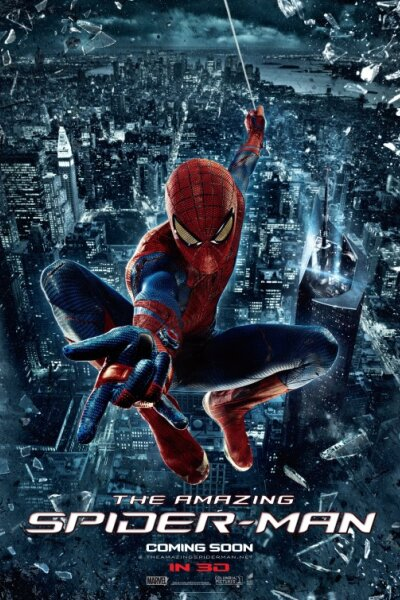 Laura Ziskin Productions - The Amazing Spider-Man - 2 D