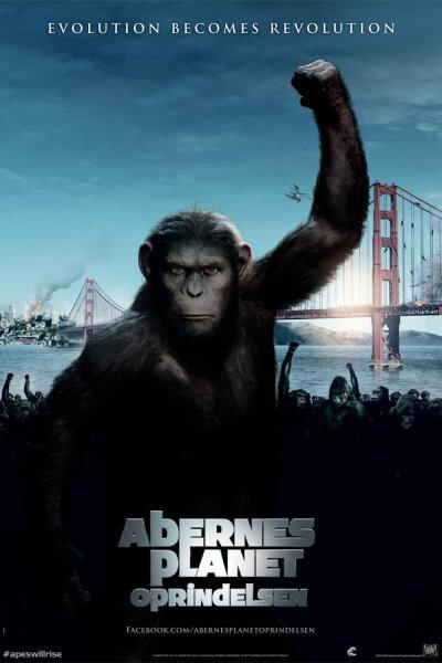 Twentieth Century Fox Film Corporation - Abernes Planet: Oprindelsen