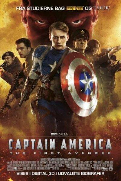 Marvel Enterprises - Captain America: The First Avenger