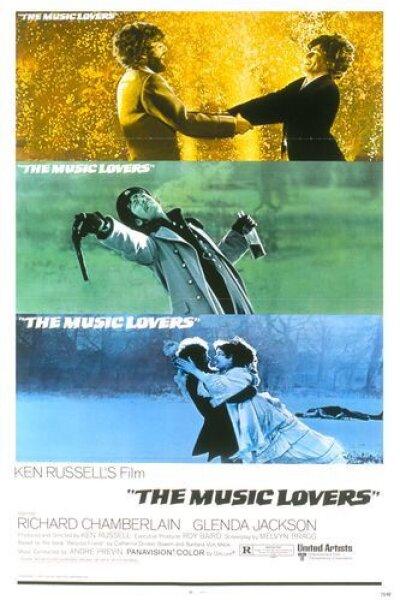 Russ-Arts - Tchaikovsky - The Music Lovers