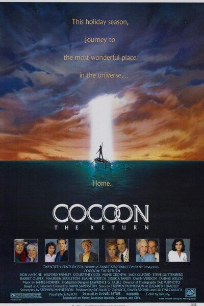 Twentieth Century Fox Film Corporation - Cocoon - Hjemkomsten