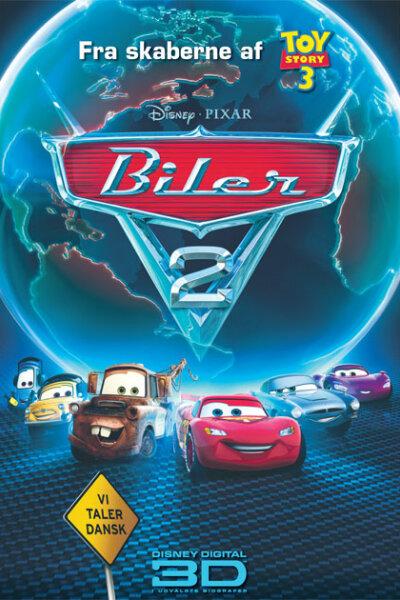 Pixar Animation Studios - Biler 2