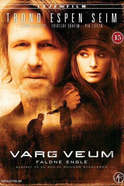 SF Norge - Varg Veum - Faldne engle