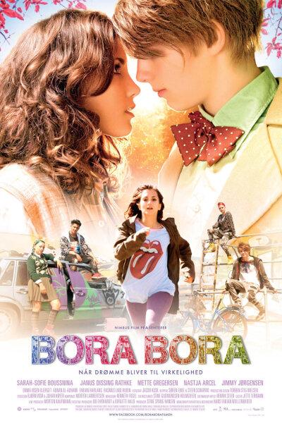Danmarks Radio B - Bora Bora