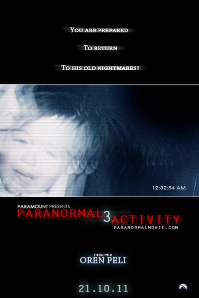 Blumhouse Productions - Paranormal Activity 3