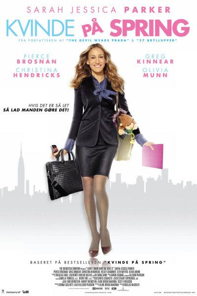 Weinstein Company, The - Kvinde på spring
