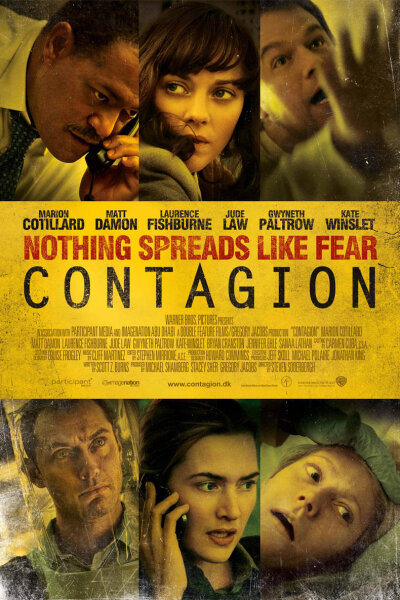 Warner Bros. Pictures - Contagion