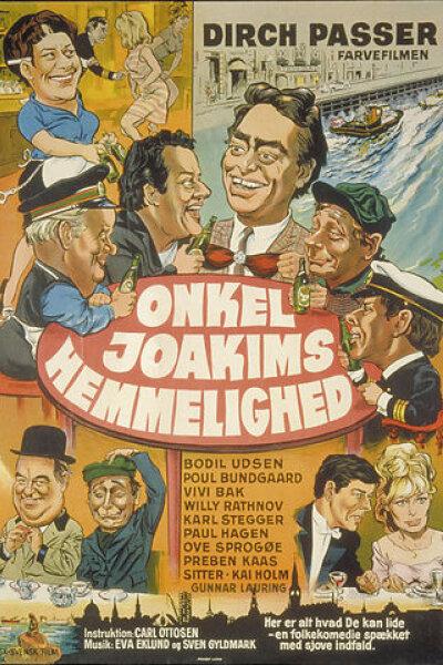 Merry Film - Onkel Joakims hemmelighed