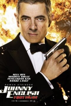 Johnny English - Født på ny