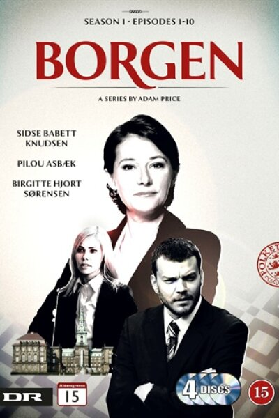 DR Fiktion - Borgen