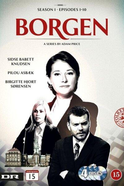 DR Fiktion - Borgen: Sæson 1