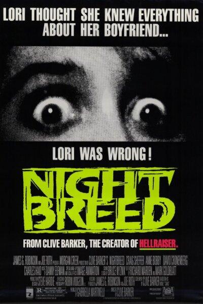 Morgan Creek Productions - Nightbreed - Nattens yngel
