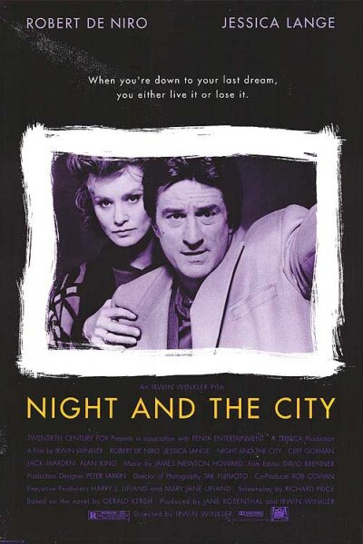 Tribeca Productions - Night and the City