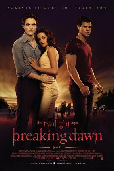 Imprint Entertainment - Twilight Saga: Breaking Dawn - Del 1