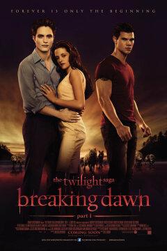 Twilight Saga: Breaking Dawn - Del 1