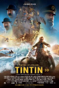 Tintin: Enhjørningens hemmelighed - Dansk tale