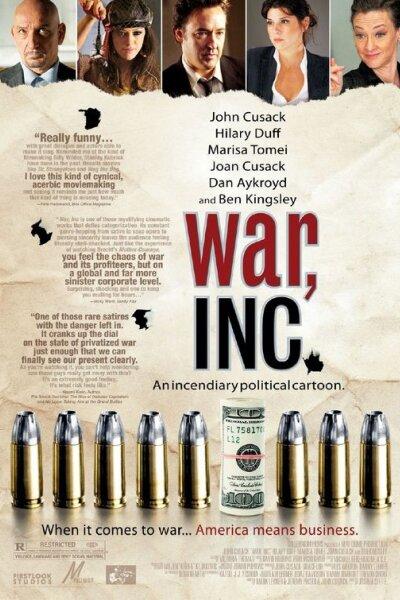 New Crime Productions - War, Inc.