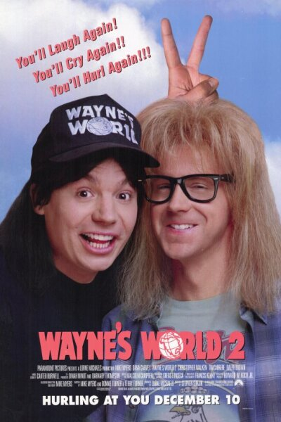 Paramount Pictures - Wayne's World 2