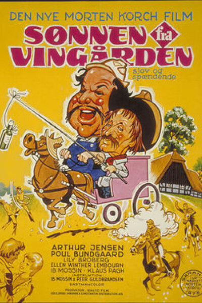Rialto Film - Sønnen fra Vingården