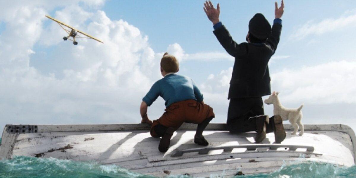 Kennedy/Marshall Company, The - Tintin: Enhjørningens hemmelighed - Dansk tale