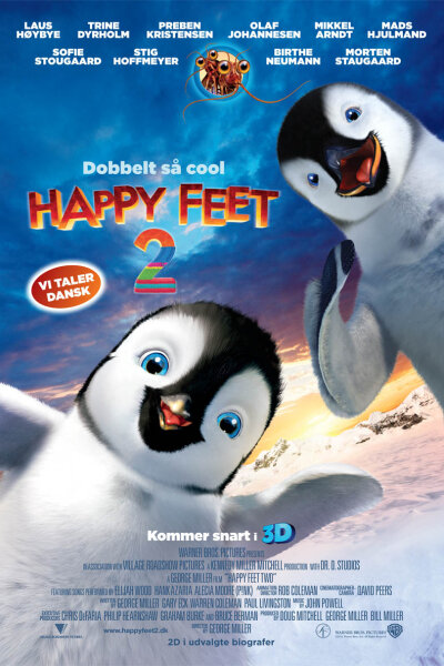 Animal Logic - Happy Feet 2