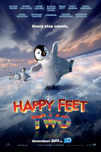 Kennedy Miller Productions - Happy Feet 2 (org. version)