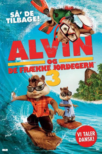 Bagdasarian Productions - Alvin og de frække jordegern 3