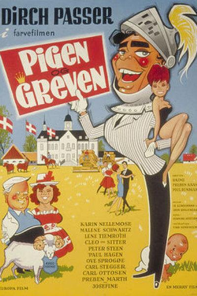 Merry Film - Pigen og greven