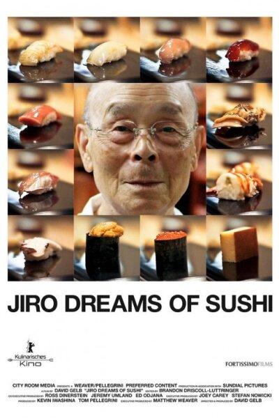 Corner Store Entertainment - Jiro Dreams of Sushi