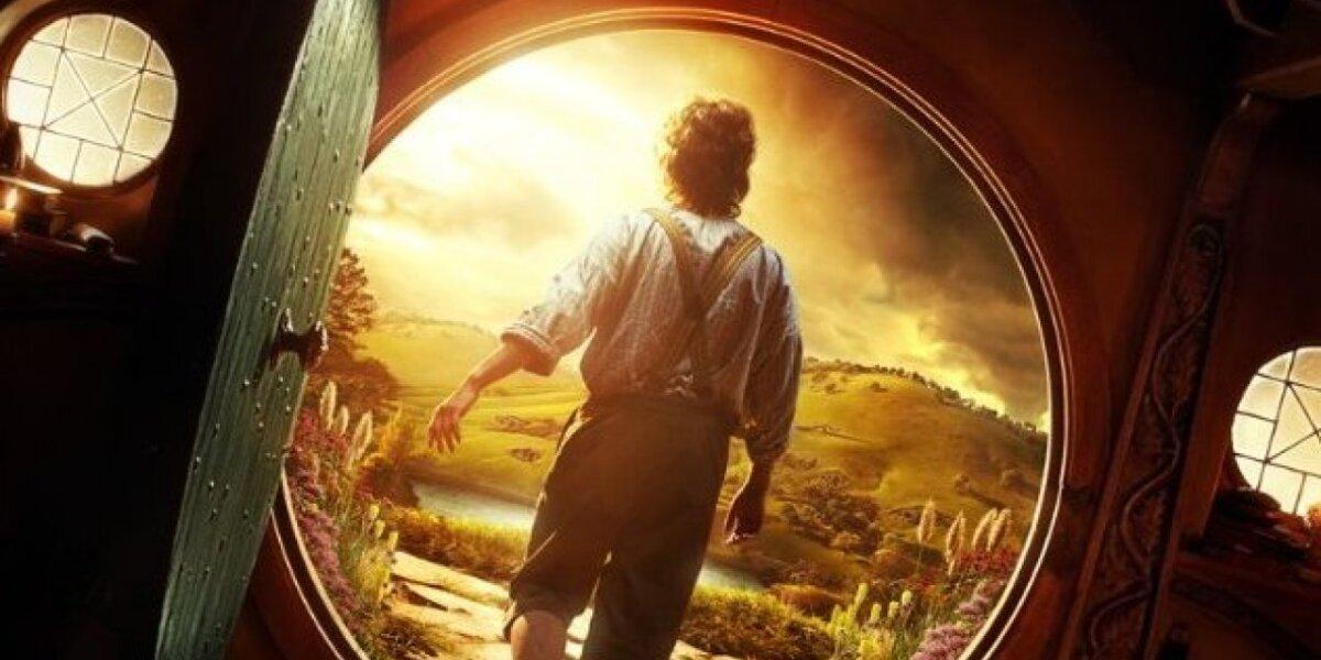 MGM (Metro-Goldwyn-Mayer) - Hobbitten: En uventet rejse - 3 D