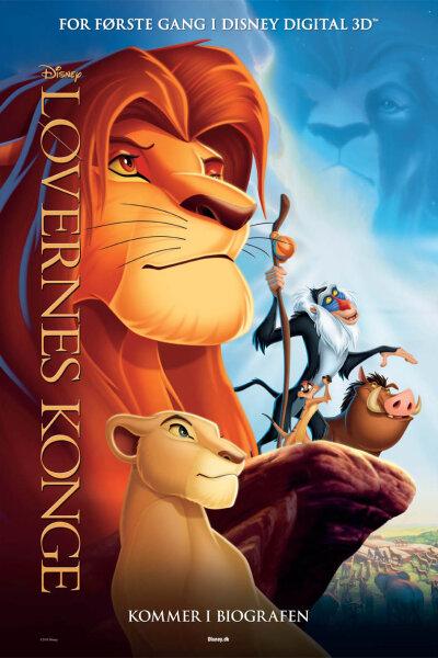 Walt Disney Pictures - Løvernes konge