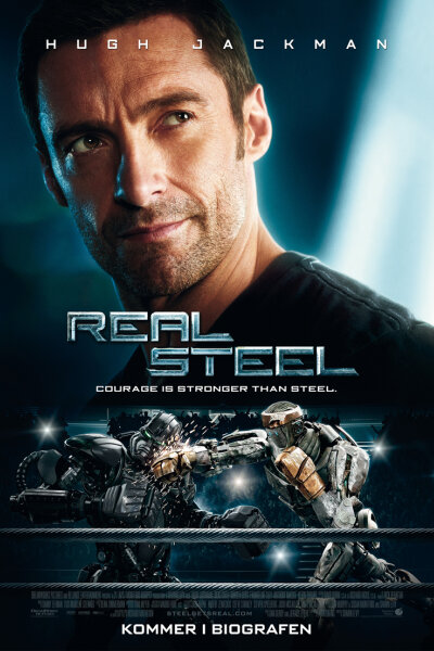 21 Laps Entertainment - Real Steel