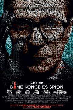 Dame, konge, es, spion